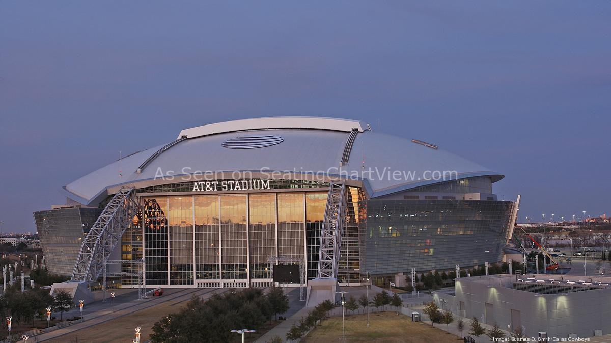 Cowboys Stadium, Arlington TX