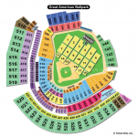 Great American Ballpark Concert Seating Chart