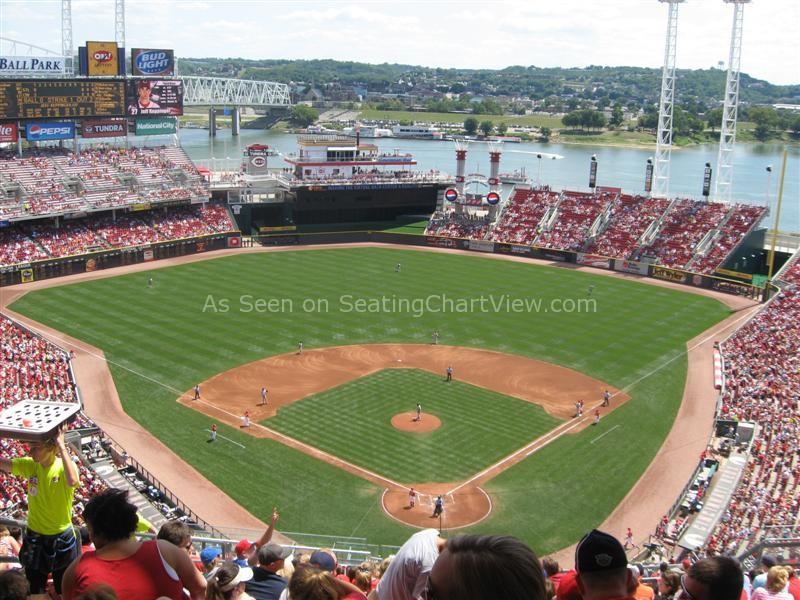 Great American Ball Park, Cincinnati OH