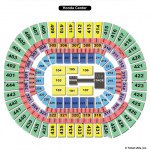Honda Center WWE Seating Chart