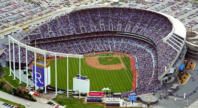 Kauffman Stadium, Kansas City MO
