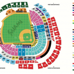 Marlins Park Baseball Seat Map