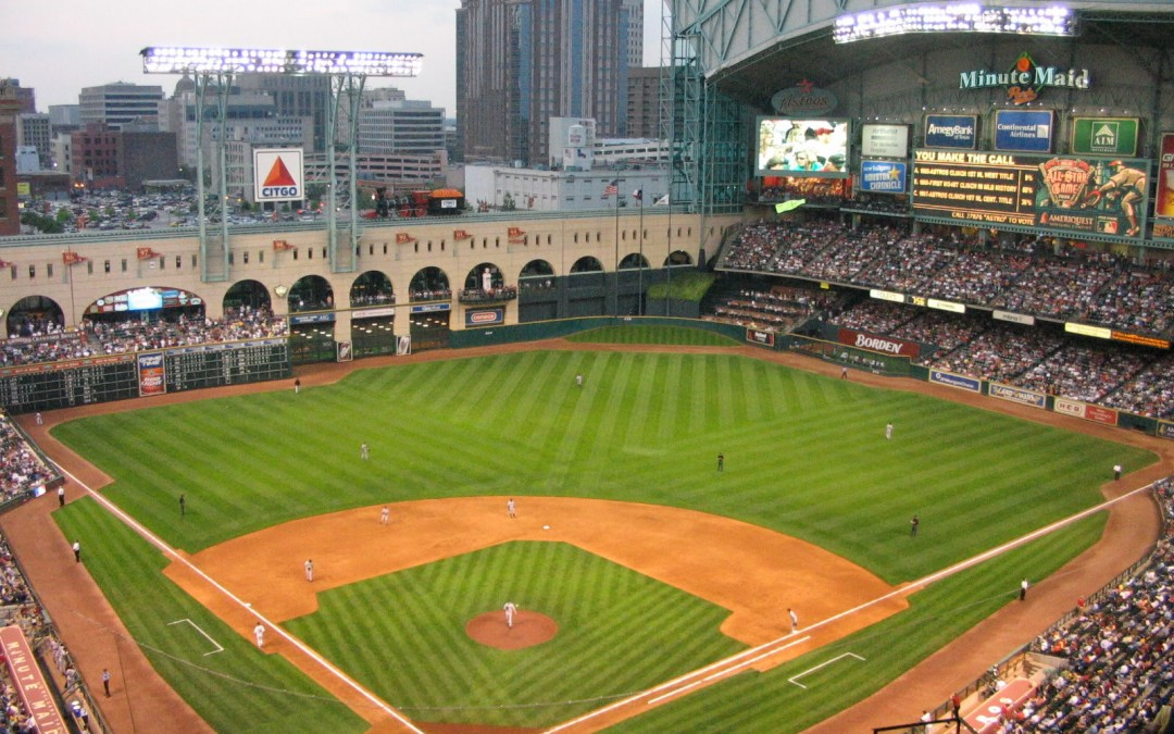 Minute Maid Park, Houston TX
