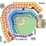 PNC Park Baseball Seating Chart