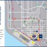 Petco Park Parking Map