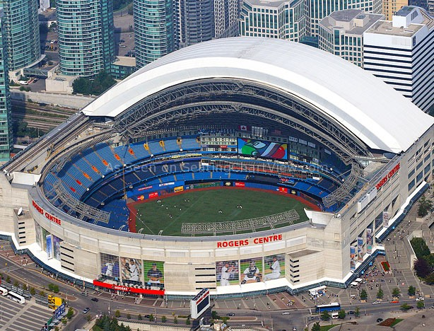 Rogers Centre, Toronto ON