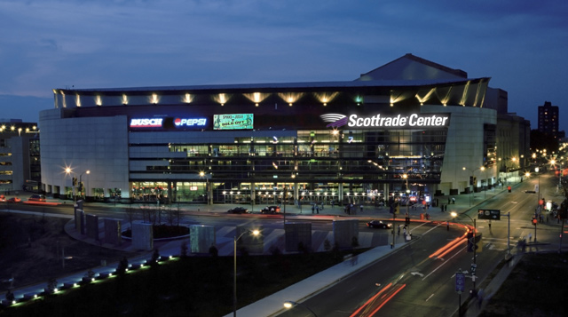 Scottrade Center, St. Louis MO
