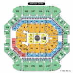 Barclays Center Concert Seating Chart Center Stage