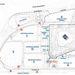 Citi Field Parking Map