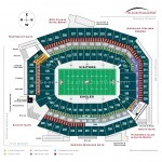 Lincoln Financial Field Football Seating Chart