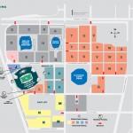 South Philadelphia Sports Complex Parking Map