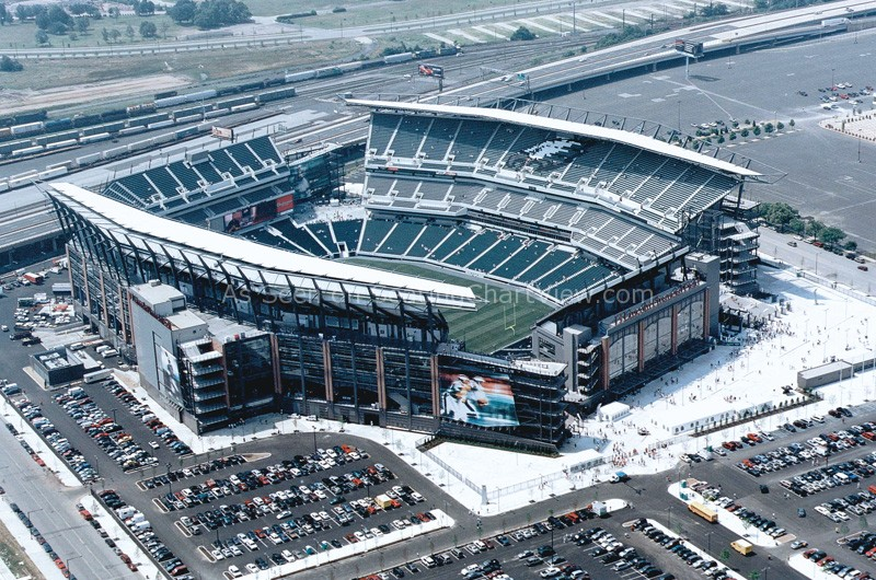 Lincoln Financial Field, Philadelphia PA