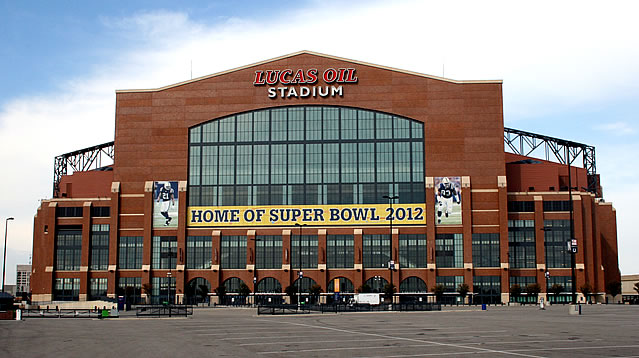 Lucas Oil Stadium, Indianapolis IN