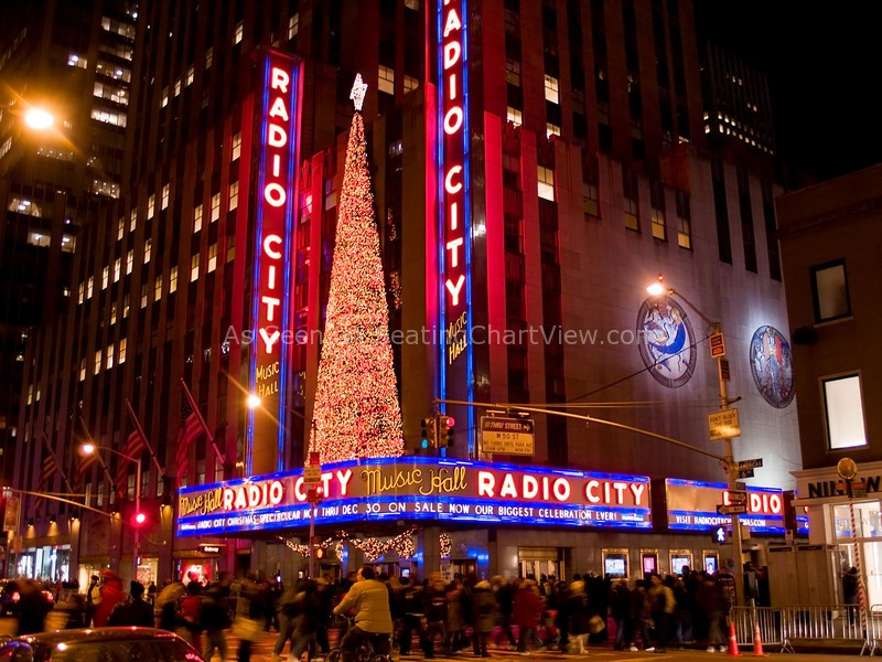 Radio City Music Hall NY