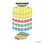 Radio City Music Hall Seating Chart