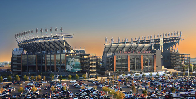 Lincoln Financial Field Philadelphia Pa