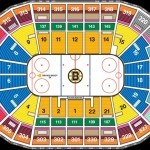 TD Garden Hockey Seating Chart