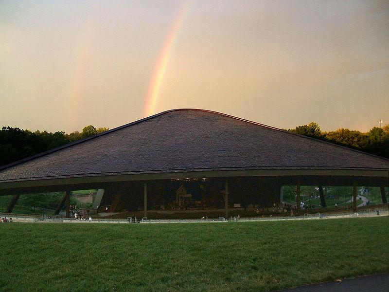 Blossom Music Center, Cuyahoga Falls OH