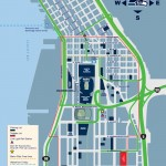CenturyLink Field Parking Map