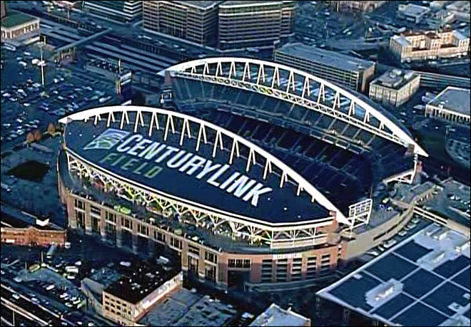 CenturyLink Field, Seattle WA