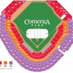 Comerica Park Hockey Seating Chart
