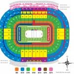 Michigan Stadium Hockey Seating Chart