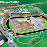 New Hampshire Motor Speedway Facility Map