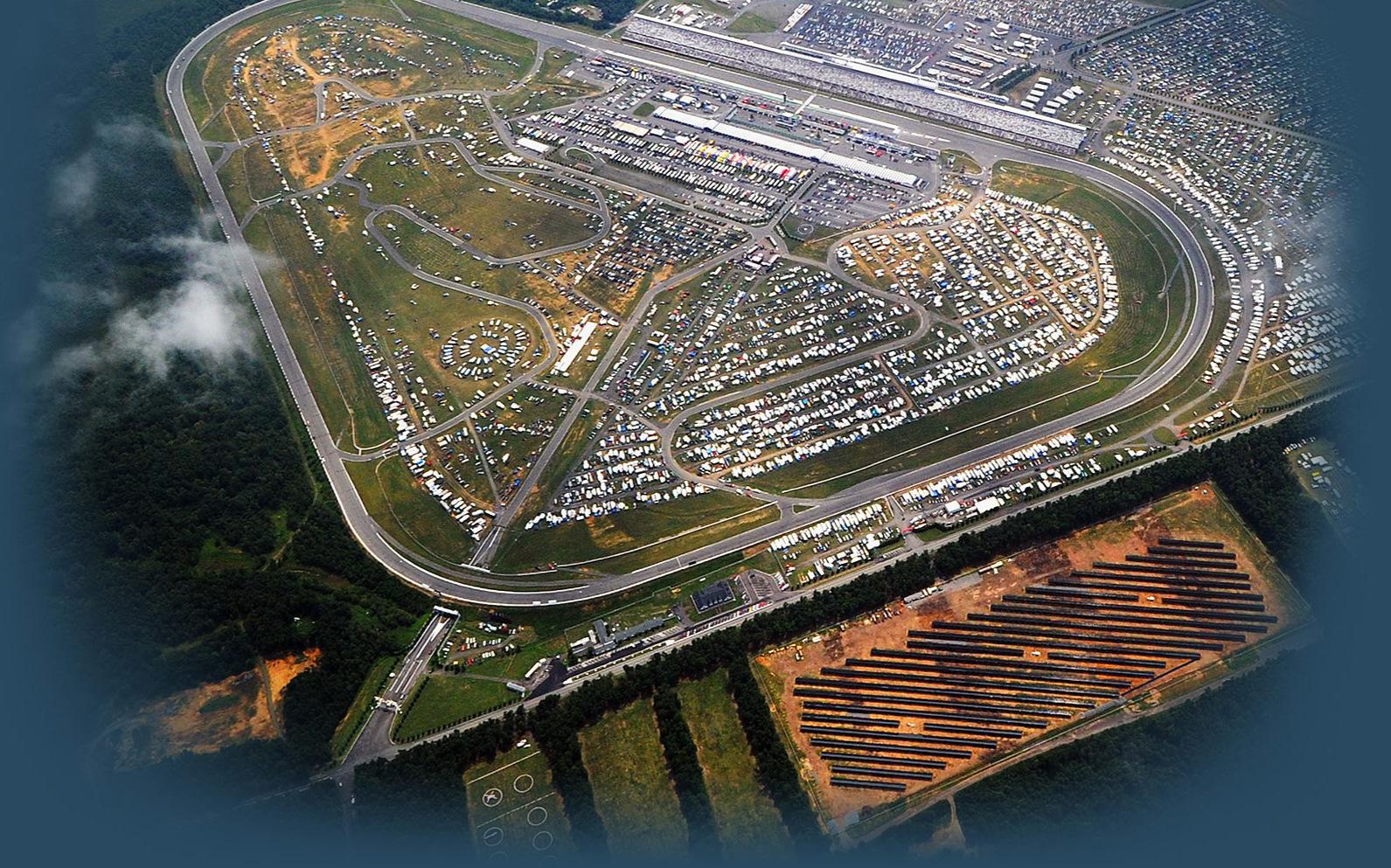 Pocono Raceway, Long Pond PA