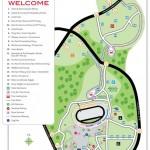 Richmond International Raceway Facility Map