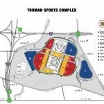 Arrowhead Stadium Parking Map
