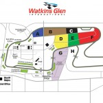 Watkins Glen International Raceway Seating Camping Chart