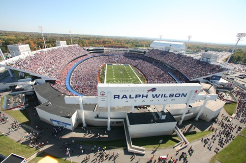 Ralph Wilson Stadium, Orchard Park NY
