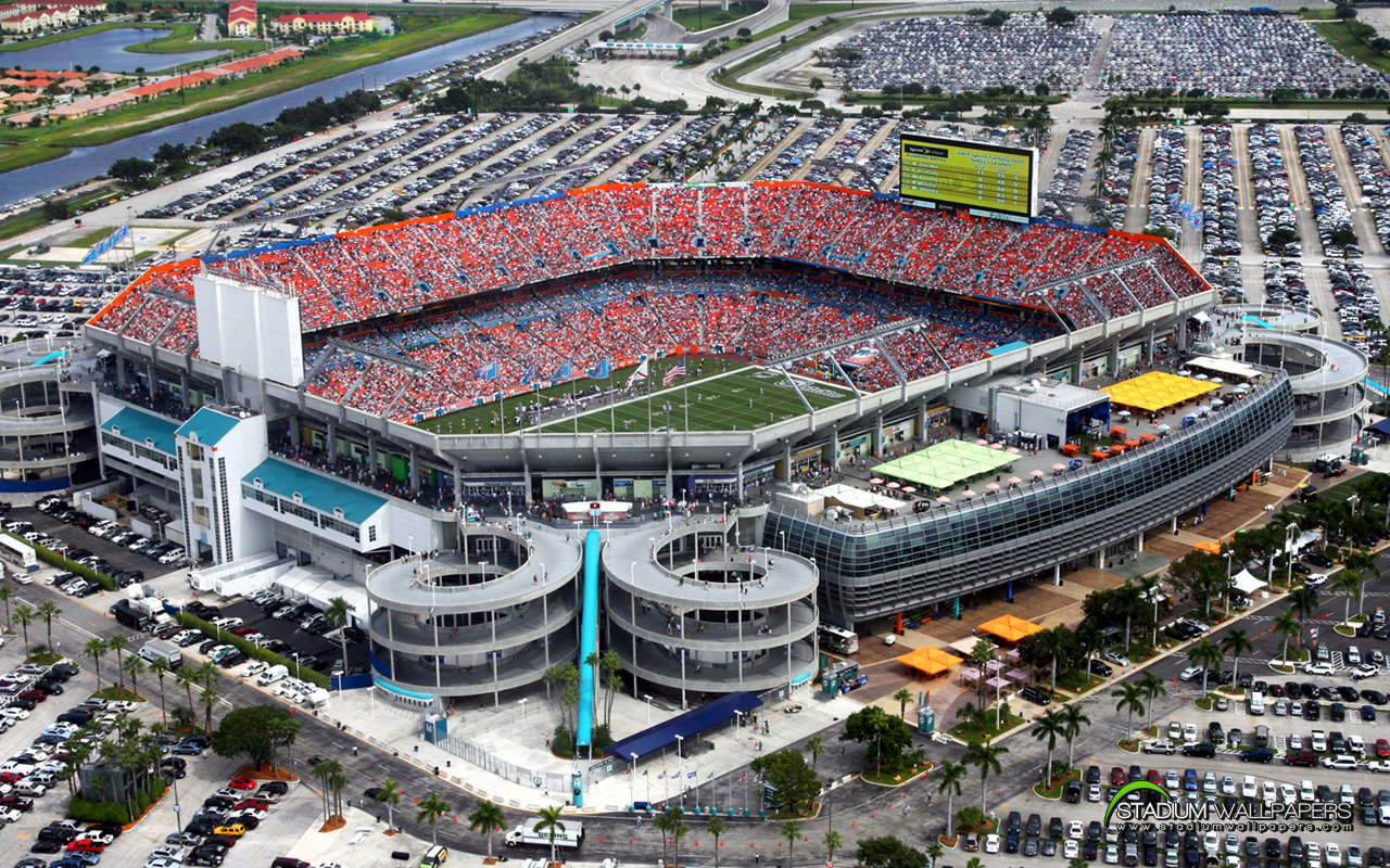 Hard Rock Stadium, Miami Gardens FL