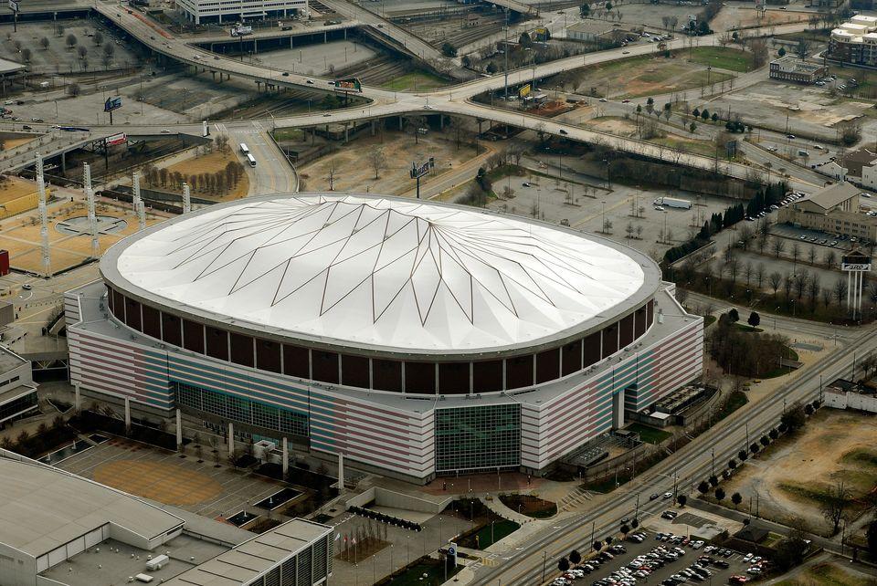 Georgia Dome, Atlanta GA