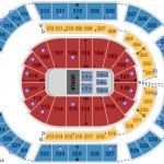 Bridgestone Arena Theater Seating Chart