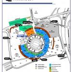 Qualcomm Stadium Parking Map