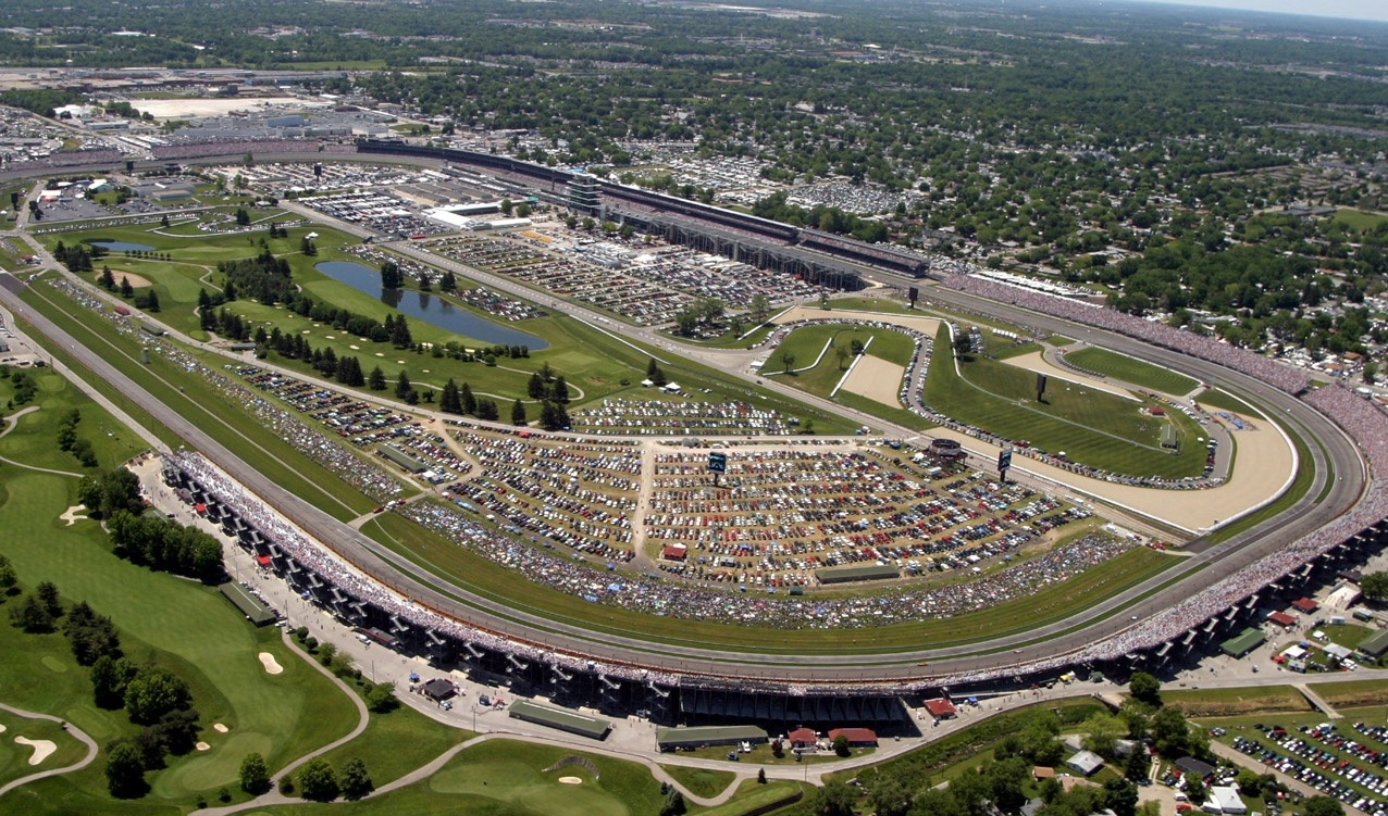 Indianapolis Motor Speedway, Indianapolis IN