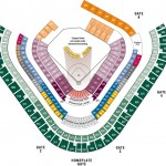 Angel Stadium of Anaheim Seating Chart