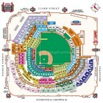Busch Stadium Seating Chart