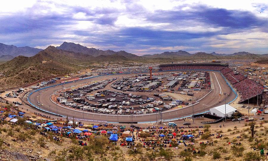 Phoenix International Raceway, Avondale AZ