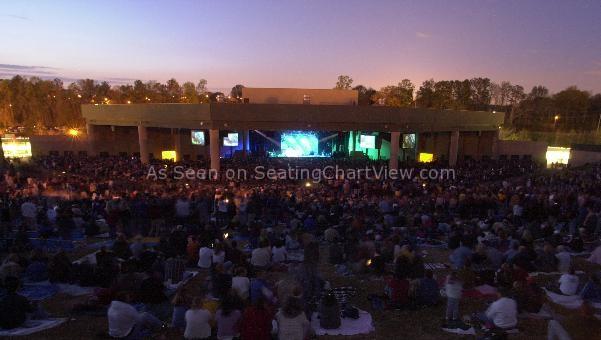 Aarons Amphitheatre at Lakewood, Lakewood GA
