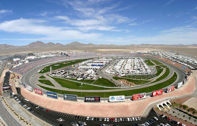 Las Vegas Motor Speedway, Las Vegas NV