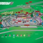 Martinsville Speedway Facility Map