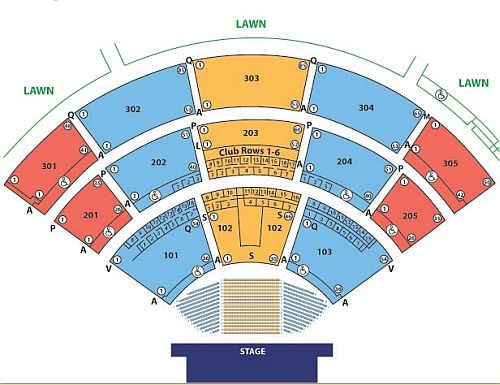 Mattress firm amphitheatre chula vista ca seating chart view