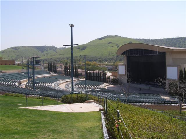 North Island Credit Union Amphitheatre, Chula Vista CA