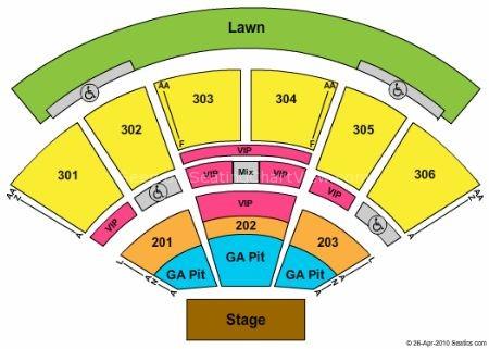 Usana Seating Map Afp Cv