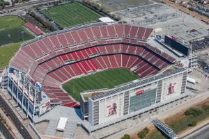 Levis Stadium, Santa Clara CA