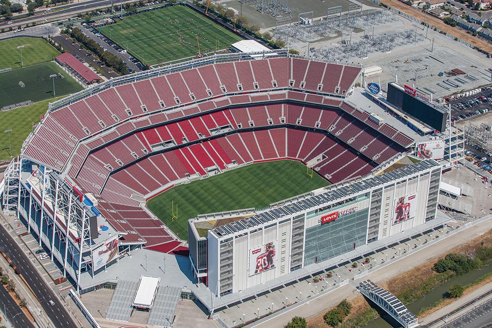 Levi's Stadium, Santa Clara CA