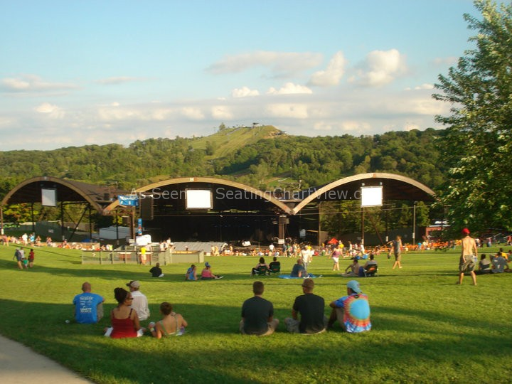 Alpine Valley Music Theatre, Elkhorn WI