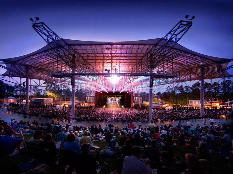 Verizon Wireless Amphitheatre at Encore Park, Alpharetta GA